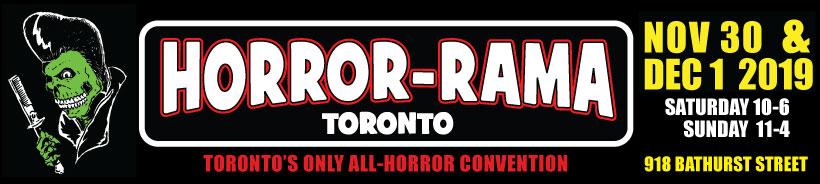 Horror-Rama Canada